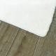 Белый мягкий Ковер с длинным ворсом Купить